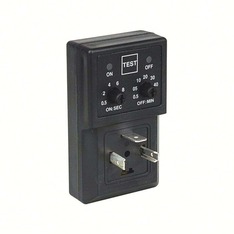 KLT-S model plastic Digital timer for drain valve