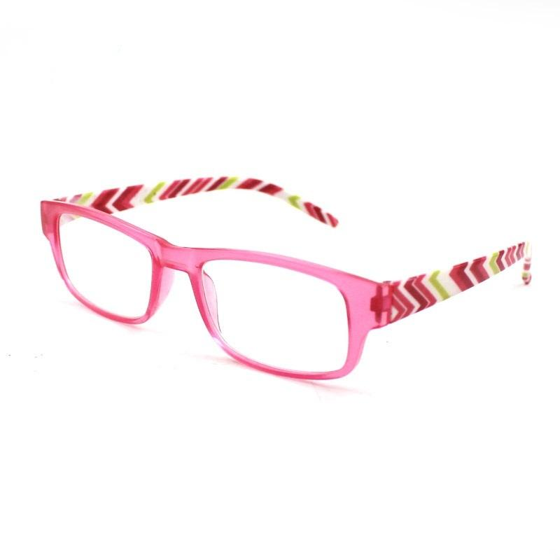 Hot sale pink frame 1 dollar reading glasses