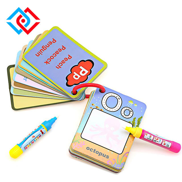 26 Alphabet Writing Memo Board Early Learning Educational Kids Toy