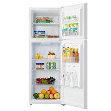 SRM-290 10.1cuft american fridge freezer super general defrost energy star 2 door refrigerator for home using