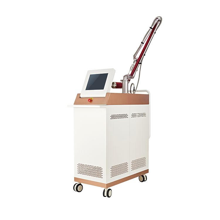 Co2 Laser Fractional Treatment Skin Device Scar Removal Acne Vaginal Tightening Machine