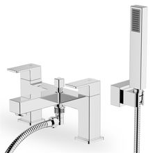 Bath Shower Mixer - Chrome