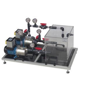 Series and Parallel Pumps teaching equipment lab equipment prices fluid mechanics lab equipment