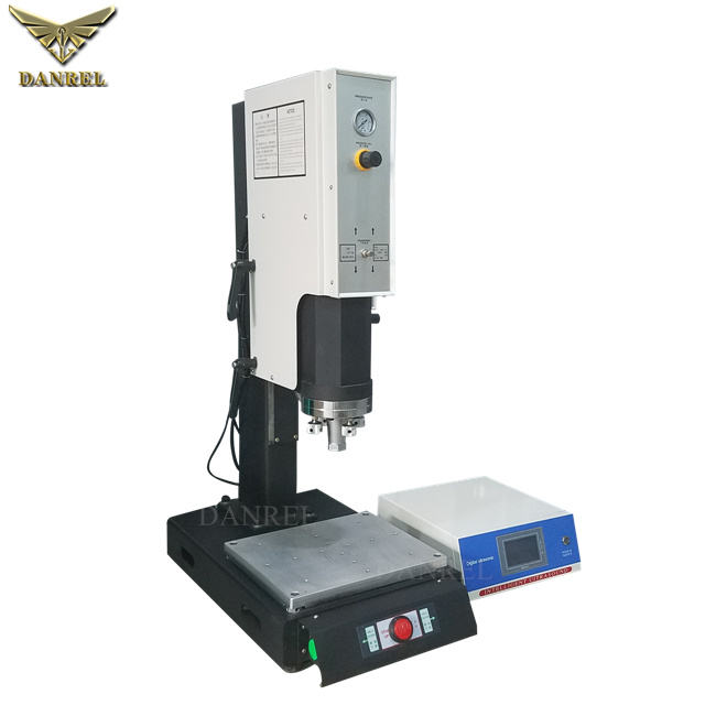 PP ABS SAN Plastic Welder Ultrasonic Soldering Machine