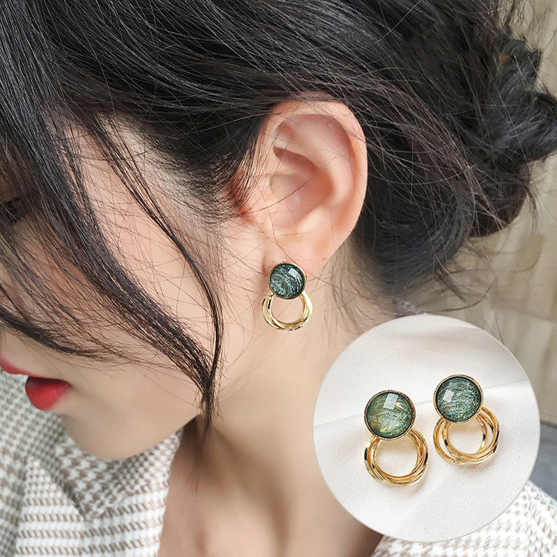Wholesale fashionable American and European good sell earrings jewelry