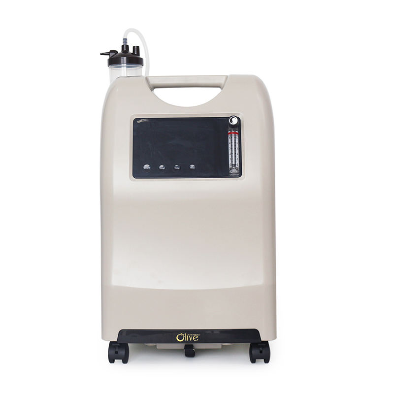 2020 Best Sale Oxygene Concentrator 10l X Min Hight Purity Olive Room Medical 3l 8l 10l Oxygen Concentrator