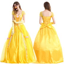 Princess Cosplay Party Fancy Dress Adult Costumes HPCS-0019