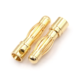 Rc Motor Boat 4mm Gold Plated Bullet Connector For RC Battery ESC And Motor Helicopter Boat Quadcopter