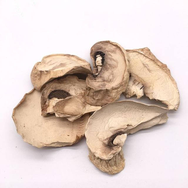 Washed Dried Mushroom Slices Dried Champignon