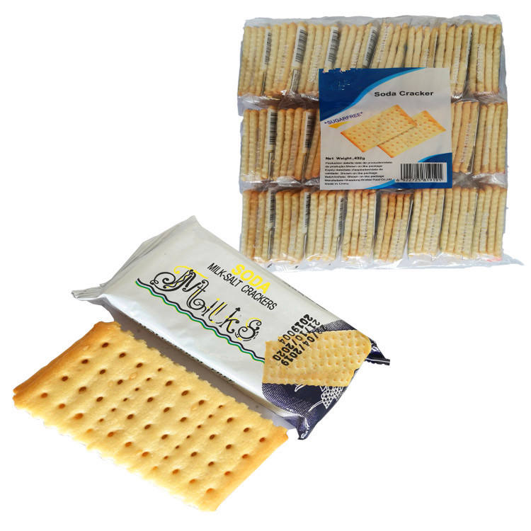450g Milk saltine soda cracker biscuit