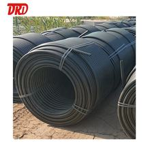 "63mm 110mm 200mm 4 inch 10"" plastic price list HDPE Pipe for water"