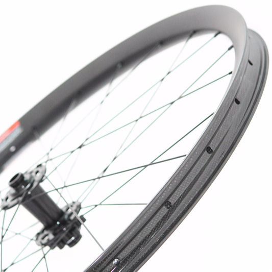 ENDURO-AM Carbon Rims or Wheel Disc-Wheel Bicycle BOOST Mountain-Bike Tubeless 28H MTB DH 38mm MTB Cycles Tubeless UD 3K Wheels