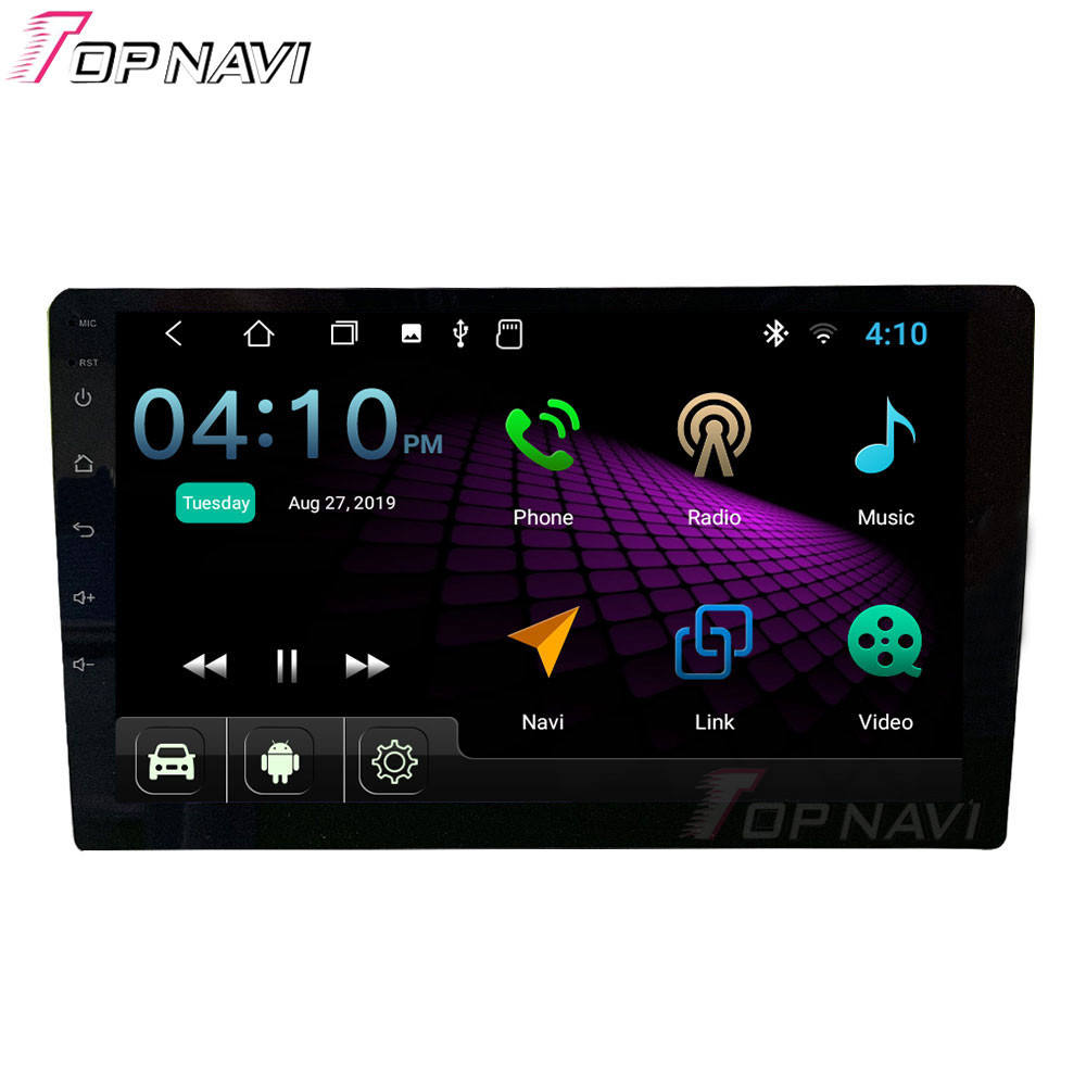 Android 10.0 Car DVD GPS Navigator 9'' Universal OEM Car Radio Audio Multimedia Player Octa Core 2G 32G 2 Din Car Radio GPS