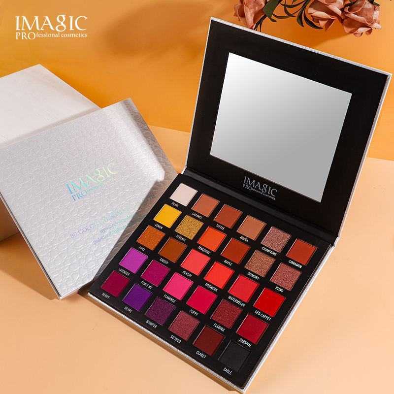 Imagic Creative Promotional Makeup Items 36 Colors Mineral Eyeshadow Palette Wholesale Distributor