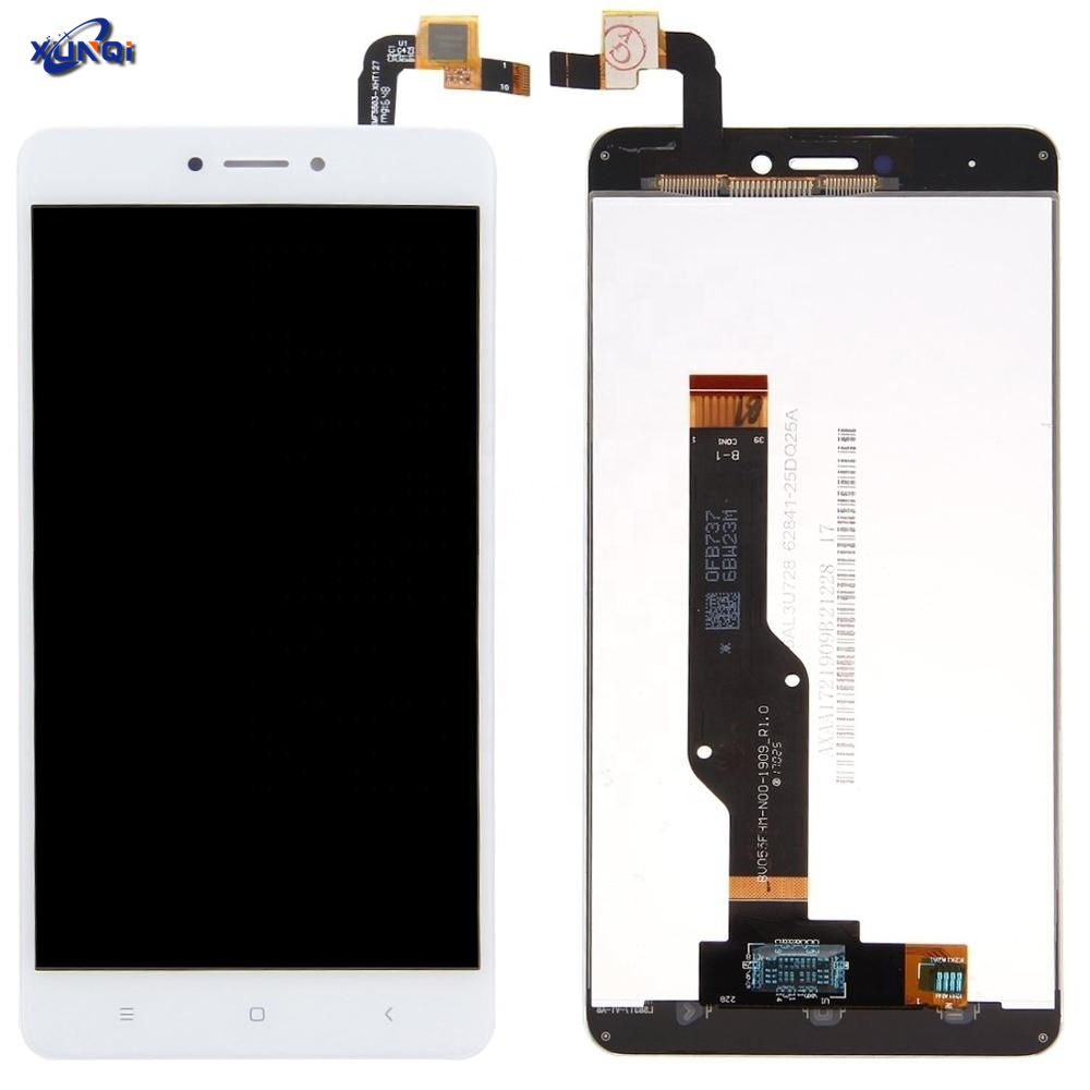 High quality LCD screen spare parts,display touch digitizer for Xiaomi Redmi Note 4X LCD Wholesale