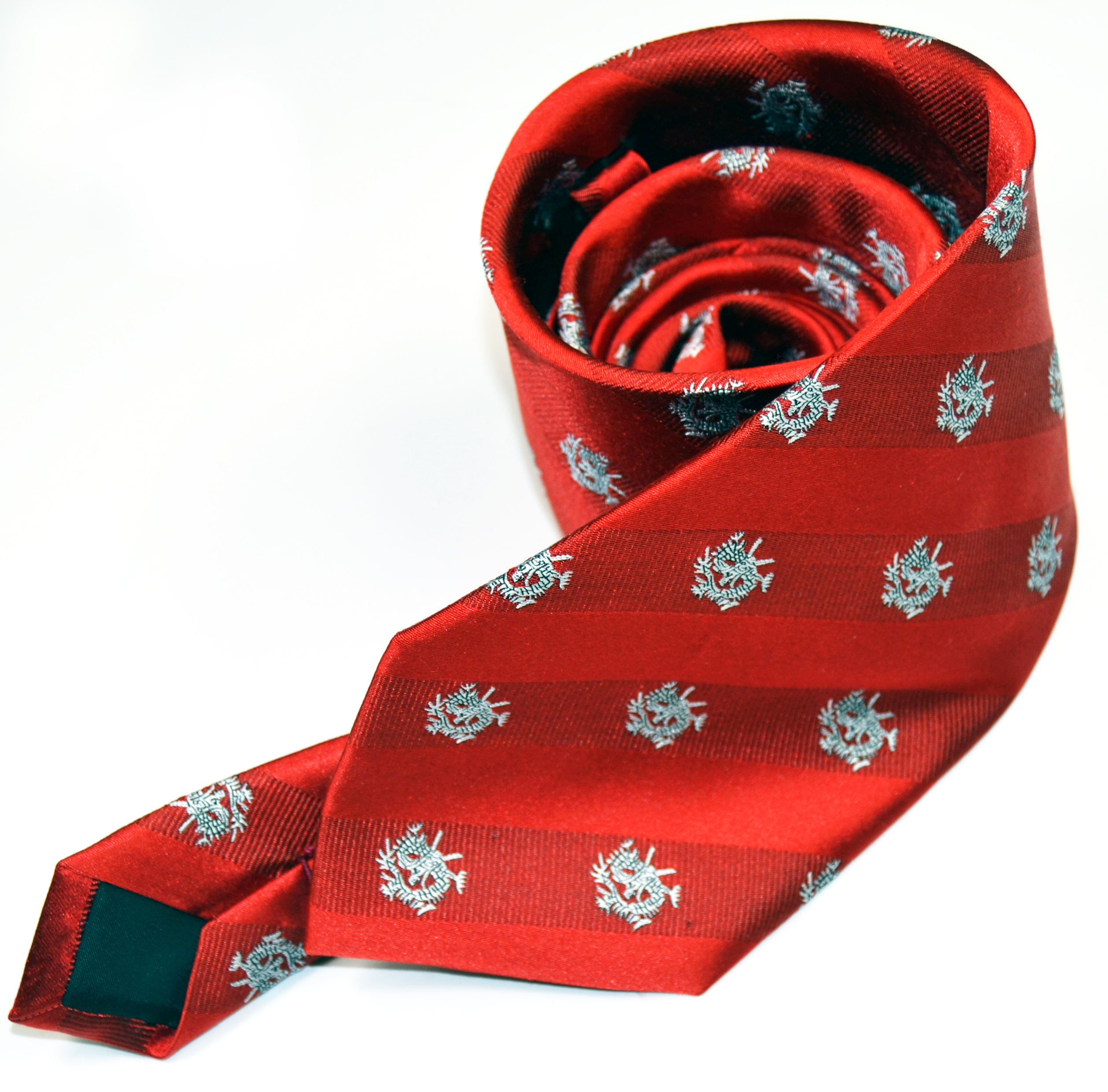 Custom Design Necktie Manufacturer Handmade 100% Silk Woven Ties
