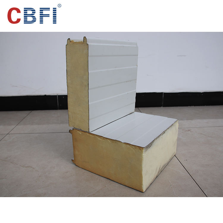 Cold room panel for freezer cheap composite decking channel steel metal building materials