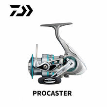 new product  Daiwa fishing reel japan fishing spinning reel daiwa procaster