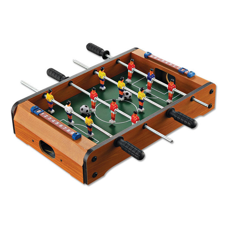 Mini foosball table indoor sports football pool game table for kids
