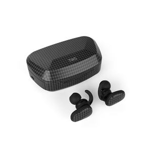 Magnetic Pengisian Mini Earphone Tahan Air HI FI Wireless Bluetooth Earphone Tws Portable Olahraga Bluetooth Earbud