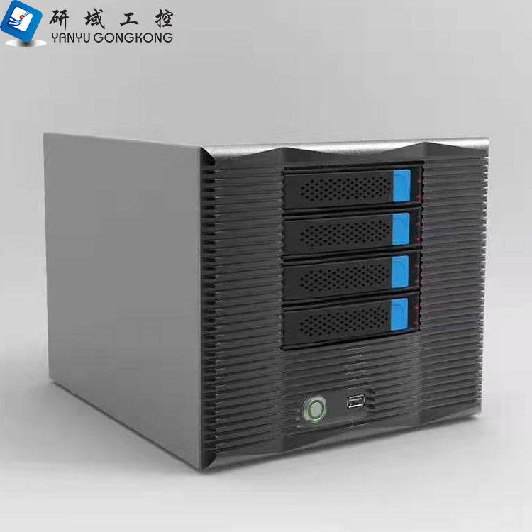 Mini ITX 4 Bay HDD NAS Server