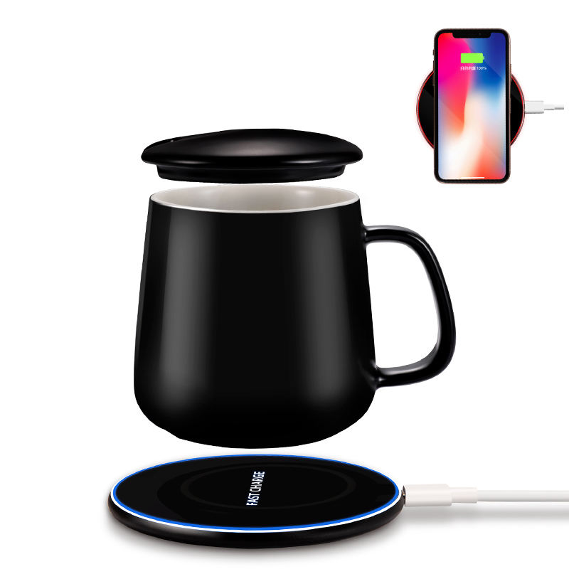 Hot New Products 2020 10W Universal Fast Qi Wireless Charger