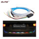 Factory 1.2m 12V Car RGB Colors 12V 7W 0.6A 120CM Car tail Type 36 LED Car Tailgate Strip LED truck running lights
