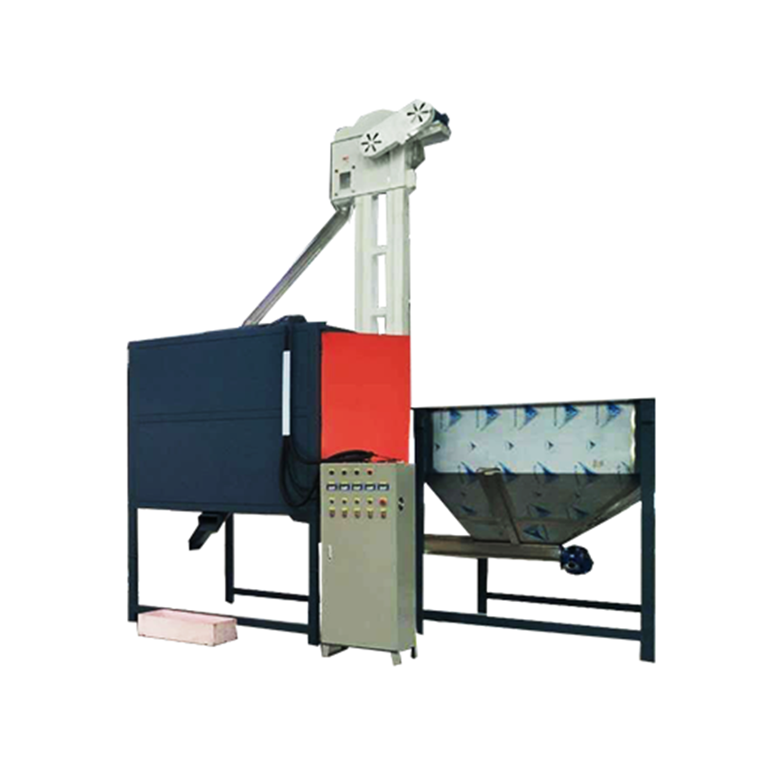Recycling Machine Mixed PP PC and Silica Gel Button Separator