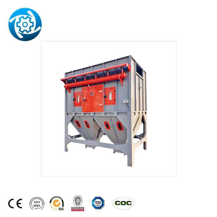 Woodworking Extraction System Ladder Tobacco Galvanized Steel Dust Extractor
