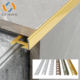 Foshan Jiecheng Lenwa Aluminium Hot Sale L Shape tile edge Trim accessories heigh 10mm 12mm