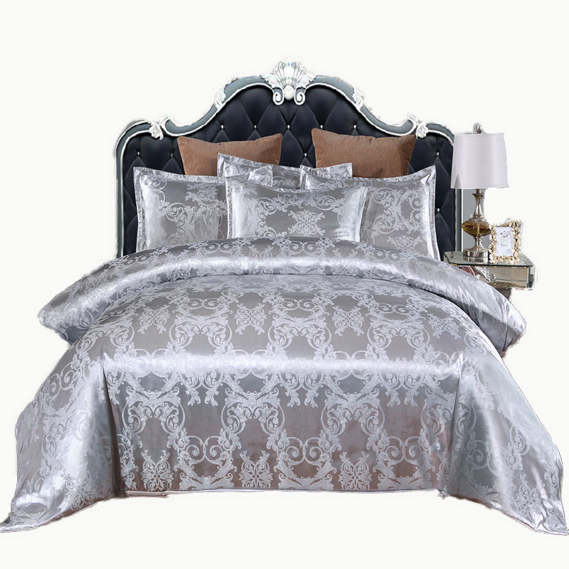 Super Soft printing duvet cover set luxury queen bedding set brand bed comforter set