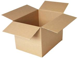 China Cardboard Shipping Boxes Corrugated Cartons for Banana or Milk Packaging