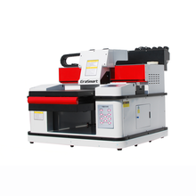 XP600 Double Print Head Small format 3360 UV Flatbed Printers DX6 head  inkjet printers For Phone Cases