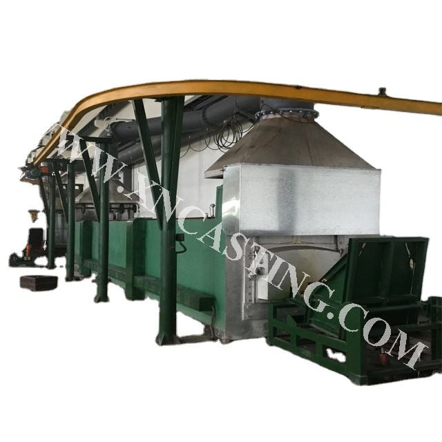 xinning Automatic Oil Quenching Production Line