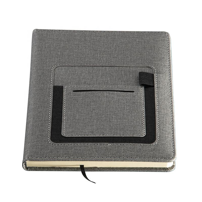 Notebook Manufacturing School Custom Leather High-Quality High Standard Request Note Book