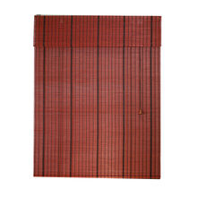 2020 factory wholesale ready made blackout bamboo curtain
