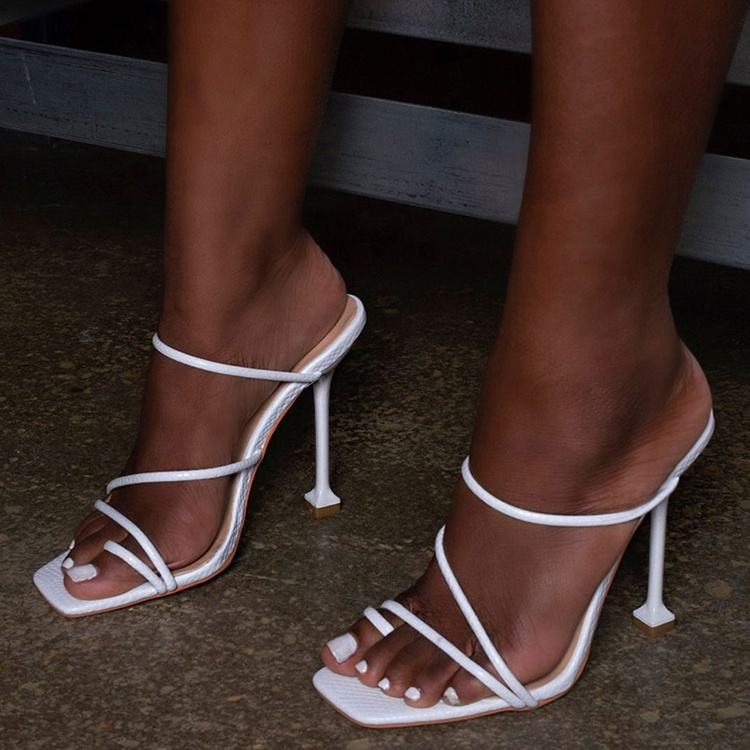New Sexy Summer Pumps Shoes 2020 Women Peep Toe Woman High Heel Shoes Party Wedding Shoe Lady Sandals High Heels Pumps