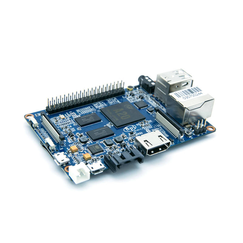 Banana Pi Bpi M1 Plus Development Board China Professionele Oem Pcb Montage Met Hoge Kwaliteit