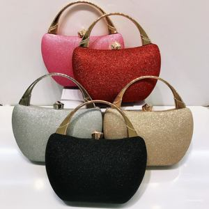 Haute Couture เงากระเป๋าไหล่ Messenger กระเป๋าแฟชั่น Clutches