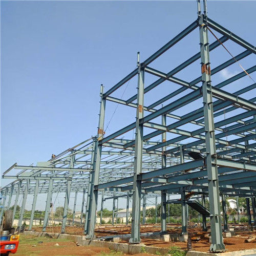 structural steel fabrication steel structure warehouse wholesale and retail ample supply and prompt delivery