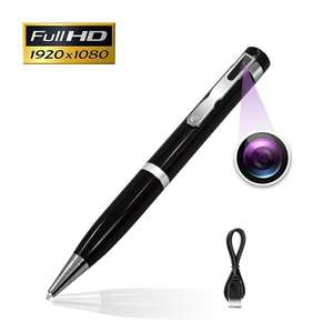 2019 Hot 1080 P Pen Camera Hd Verborgen Mini Prijs Spy Verborgen Spy Camera Pen Spy Camera