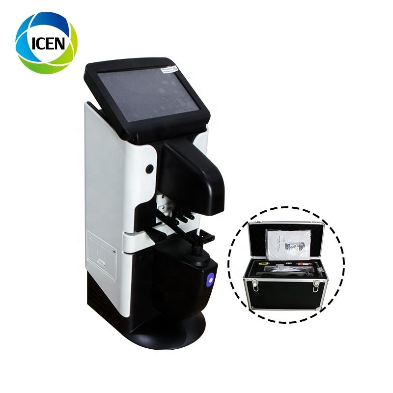 IN-V2600A Professional Auto Digital lensmeter with UV and printer Lensmeter for sale