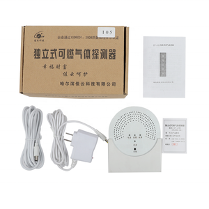 Top grade methan gas detecting alarm leck erkennung wifi alarm system home security