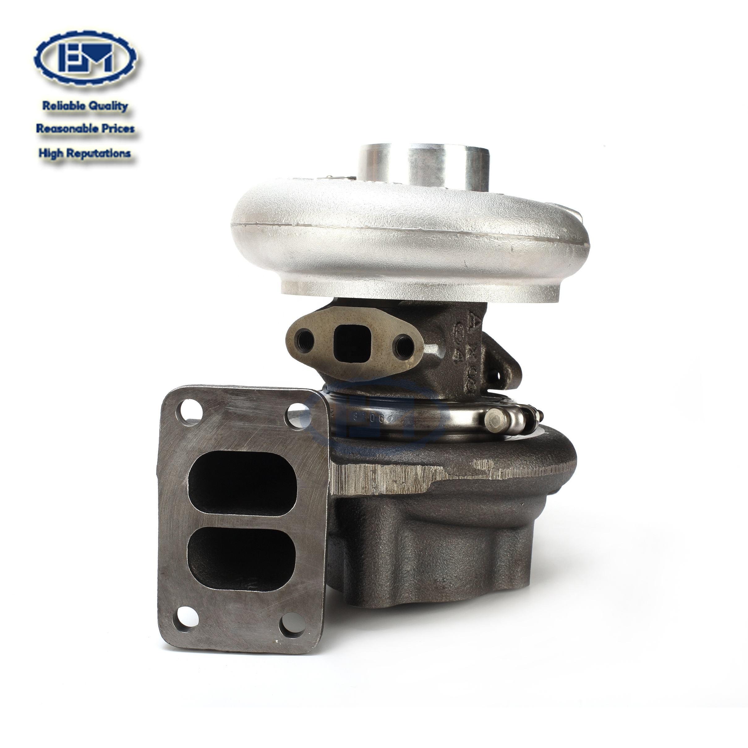 TE06H-16M 49185-01041 ME440836  Turbocharger FITS FOR MITSUBISHI 6D34 SK235SR-1E