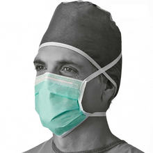 Medical Supplies Disposable Hypoallergenic Procedure 3 ply Surgical Face Mask