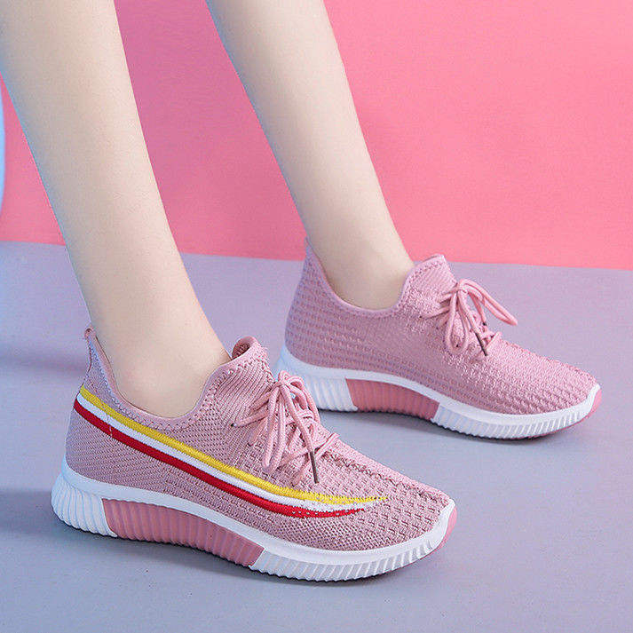 2020 fast delivery womens fashion sneakers flat ladies comfortable shoes