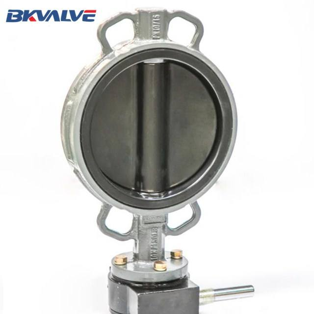 Valves Price List Ss316l Stainless Steel Wafer Butterfly Valve Dn200 8 Inch Butterfly Valve Price List