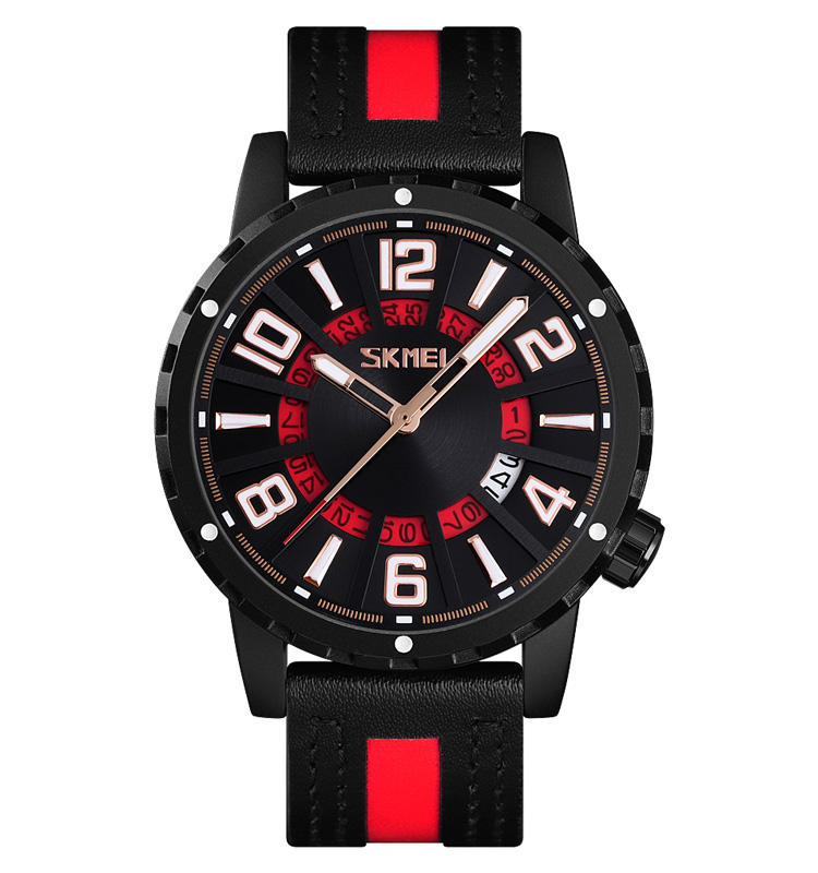 Watches Suppliers Fashion Quartz 3 Atm Water Resistant Men Stainless Steel Watches
