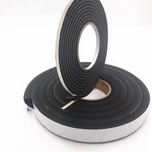 Fire Resistant Black Color Double-Sided hollyseal Foam Tape