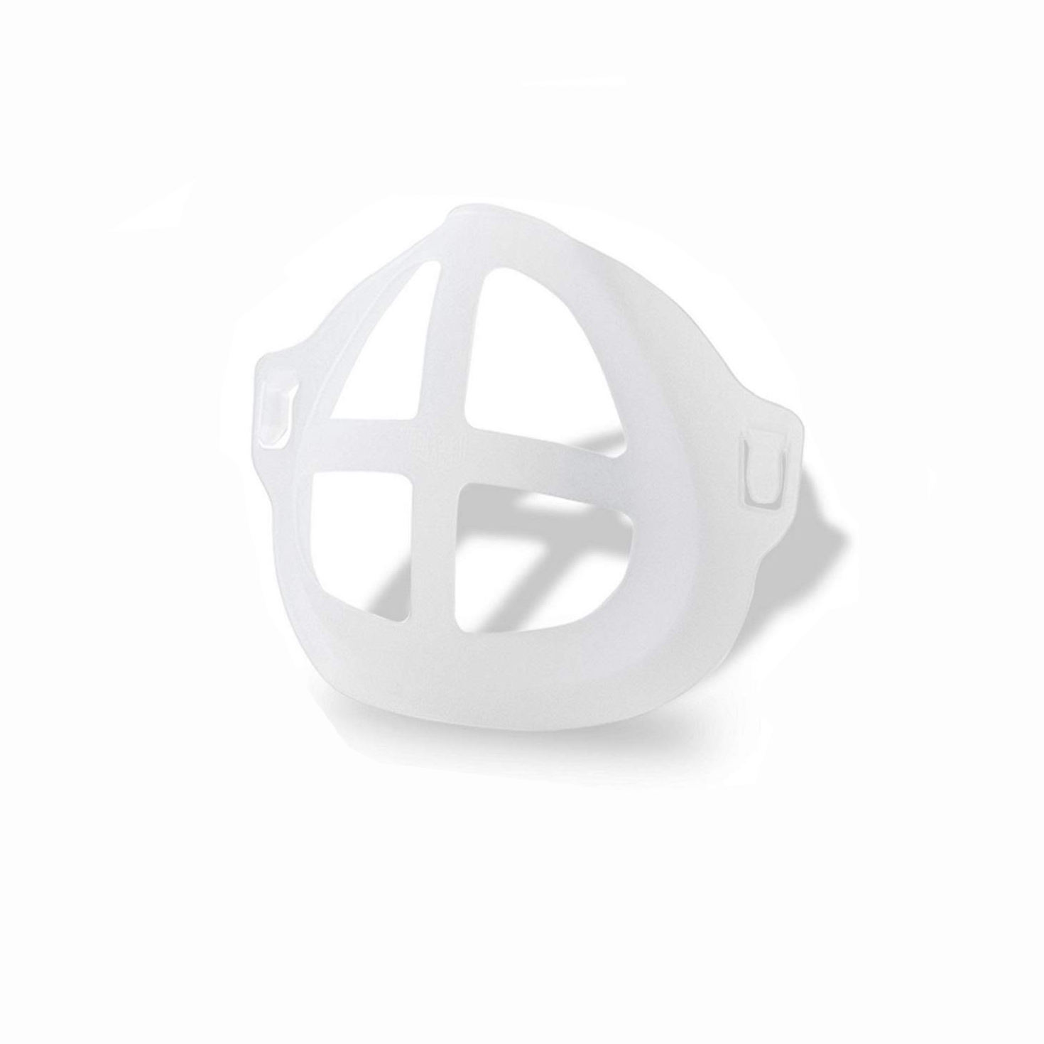 Soft Silicone Plastic Face Masking Holder 3D Face Masking Bracket For Comfortable Breathing